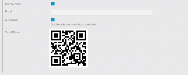How To Use QR-Coupon Feature